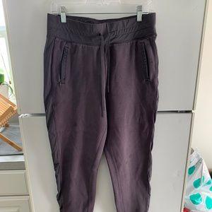Lululemon Purple Jogger Pants